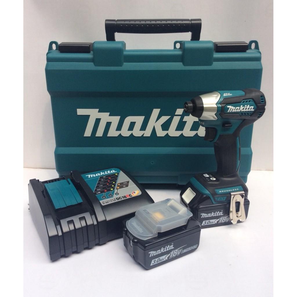 DCSG Makita DTD155RFE Trọn bộ máy bắn vít dùng pin 18V