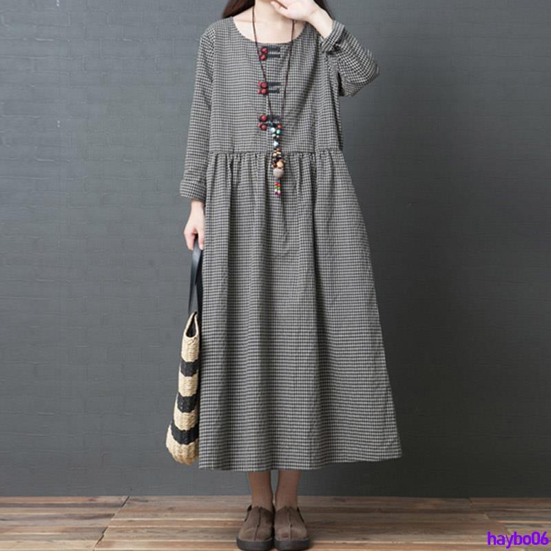 Đầm suông dài tay form rộng kiểu Hàn Quốc thời trang dành cho nữ - 14746845 , 2328405633 , 322_2328405633 , 575000 , Dam-suong-dai-tay-form-rong-kieu-Han-Quoc-thoi-trang-danh-cho-nu-322_2328405633 , shopee.vn , Đầm suông dài tay form rộng kiểu Hàn Quốc thời trang dành cho nữ