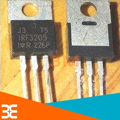 Bộ 2 Con irf3205 mosfet 55V/110A/200W TO-220 N-CH