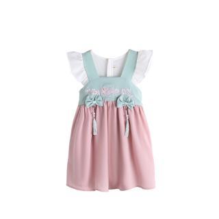 Đầm công chúa xinh xắn dành cho bé gái