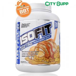 ISOFIT Nutrex – Whey Protein Tinh Khiết 100% Isolate – Hàng chính hãng BBT
