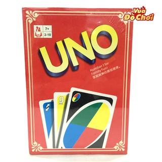 UNO – Hộp Thẻ Bài UNO