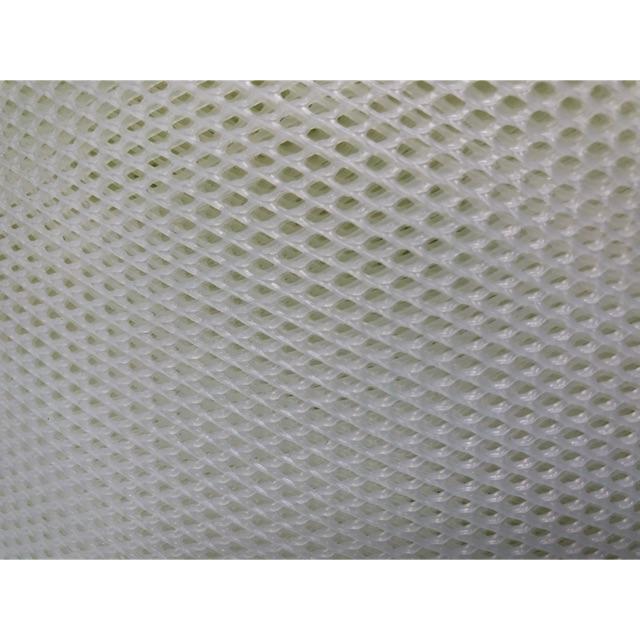Lưới làm lồng đẻ cho cá lỗ 3li, màu trắng 60k/m2