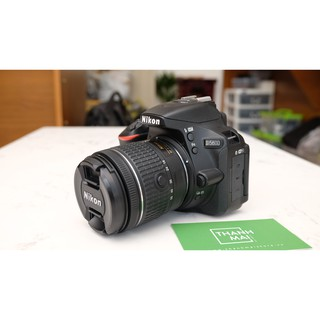 Máy ảnh Nikon D5600 ống kính AF-P DX 18-55mm F/3.5-5.6 VR
