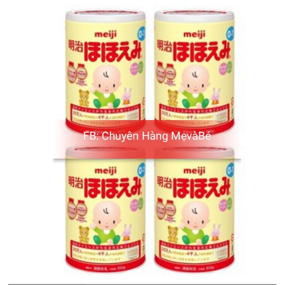 Combo 4 sữa Meiji số 0 (Meiji 0-1) nội địa Nhật Bản 800g - 9995410 , 365512137 , 322_365512137 , 2500000 , Combo-4-sua-Meiji-so-0-Meiji-0-1-noi-dia-Nhat-Ban-800g-322_365512137 , shopee.vn , Combo 4 sữa Meiji số 0 (Meiji 0-1) nội địa Nhật Bản 800g