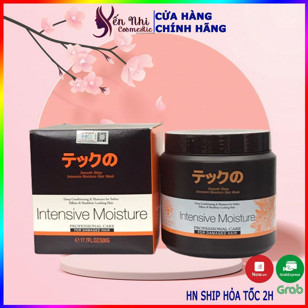 Kem ủ tóc Meiki siêu mượt dầu hấp tóc phục hồi hư tổn Meiki, mỹ phẩm tóc yến nhi