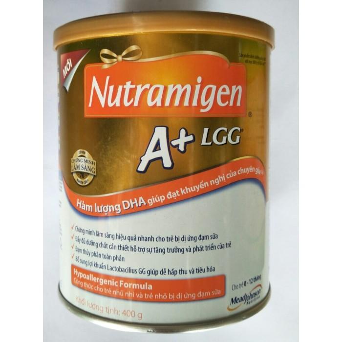Sữa Enfa Nutramigen A+LGG 400g Dành Cho Trẻ Bất Dung Nạp Lactose