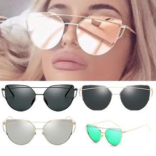 New Retro Cat Sunglasses Fashion Vintage Shades Oversized Shades Eyewear