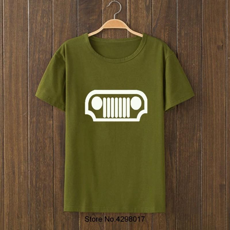 Áo thun nam in hình xe hơi