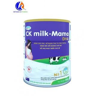 Sữa CK MILK MAMA DHA Dùng cho bà bầu, Hộp 900g