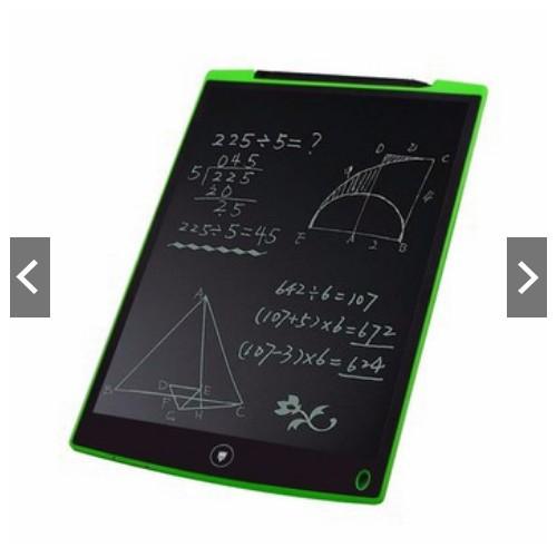 Bảng Vẽ Điện Tử Tự Xóa Thông Minh Cho Bé Màn Hình LCD 8Inch