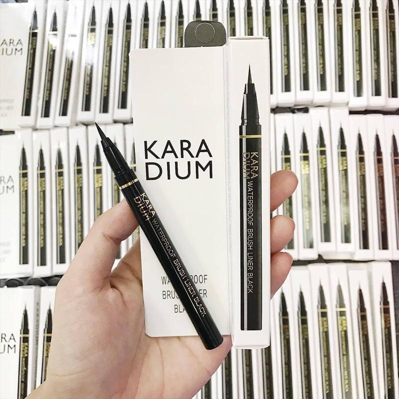 Bút Dạ Kẻ Mắt Nước Karadium Waterproof Brush Liner Black - 3129496 , 968653515 , 322_968653515 , 120000 , But-Da-Ke-Mat-Nuoc-Karadium-Waterproof-Brush-Liner-Black-322_968653515 , shopee.vn , Bút Dạ Kẻ Mắt Nước Karadium Waterproof Brush Liner Black