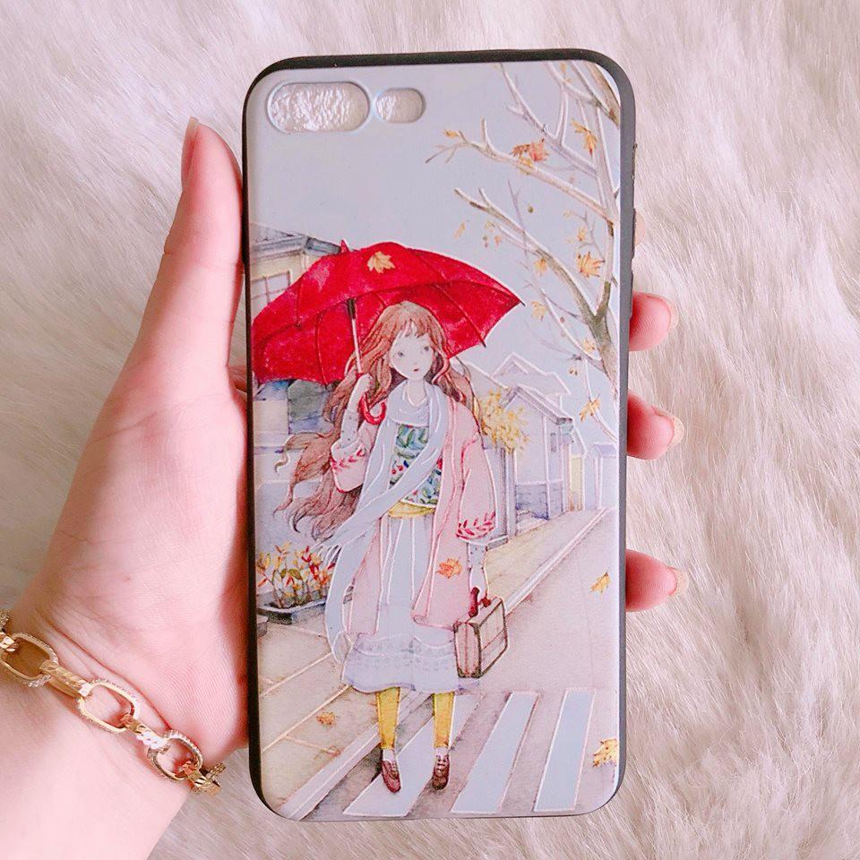 Ốp iPhone 7 Plus / iPhone 8 Plus cô gái mùa thu cute - 10002938 , 992951060 , 322_992951060 , 70000 , Op-iPhone-7-Plus--iPhone-8-Plus-co-gai-mua-thu-cute-322_992951060 , shopee.vn , Ốp iPhone 7 Plus / iPhone 8 Plus cô gái mùa thu cute