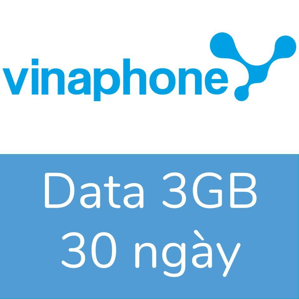 Vinaphone 3GB, 30 ngày