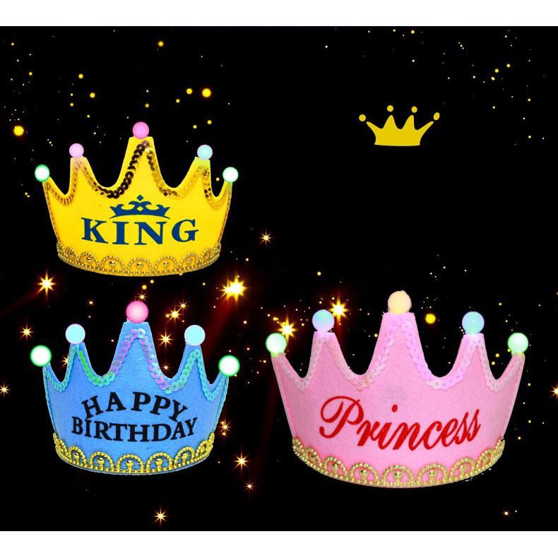 Vương miện hoàng tử công chúa - 4577 Hàng Chính Hãng