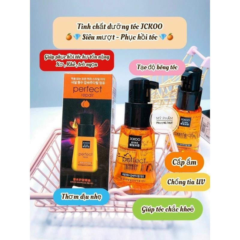 Dưỡng Tóc JCKOO PERFECT Trung phục hồi tóc khô sơ dưỡng tóc mềm mượt
