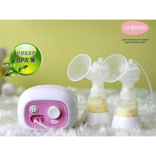 (Chính hãng)1-2 Màng ngăn sữa Unimom - Phụ kiện máy hút sữa điện đơn Allegro , điện đôi Forte Hàn Quốc