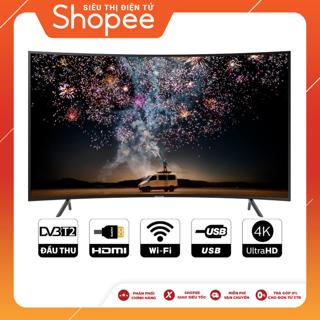 Hình ảnh [Nhập SAMSUNGTV Giảm 1TR] Smart Tivi Samsung 4K 55 inch UA55RU7300KXXV-2