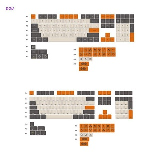 Bộ 104 + 21 Nút Bàn Phím Cơ Oem Pbt Cho Filco Cherry G80-3800 3850 3000 thumbnail