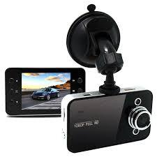 Camera hành trình HD Plus K6000 - Đen