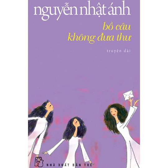 Sách: NNA - Bồ câu không đưa thư (tái bản)