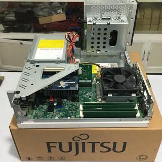 Yêu ThíchThùng máy Fujitsu D753 sơn mới BH 1T(bao gồm thùng main nguồn)