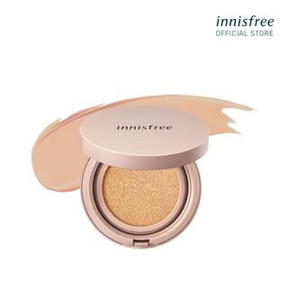 Phấn nước trang điểm căng bóng innisfree Skin Fit Glow Cushion SPF34 PA++ 14g thumbnail