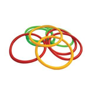 1 Vòng nhựa thể dục giao màu ngẫu nhiên