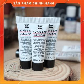 Son dưỡng môi Kiehl s Lip Balm No 1 3ml