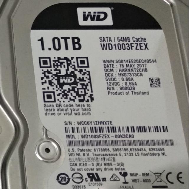 HDD server 1T còn BH 2021, 2022 Giá chỉ 800.000₫