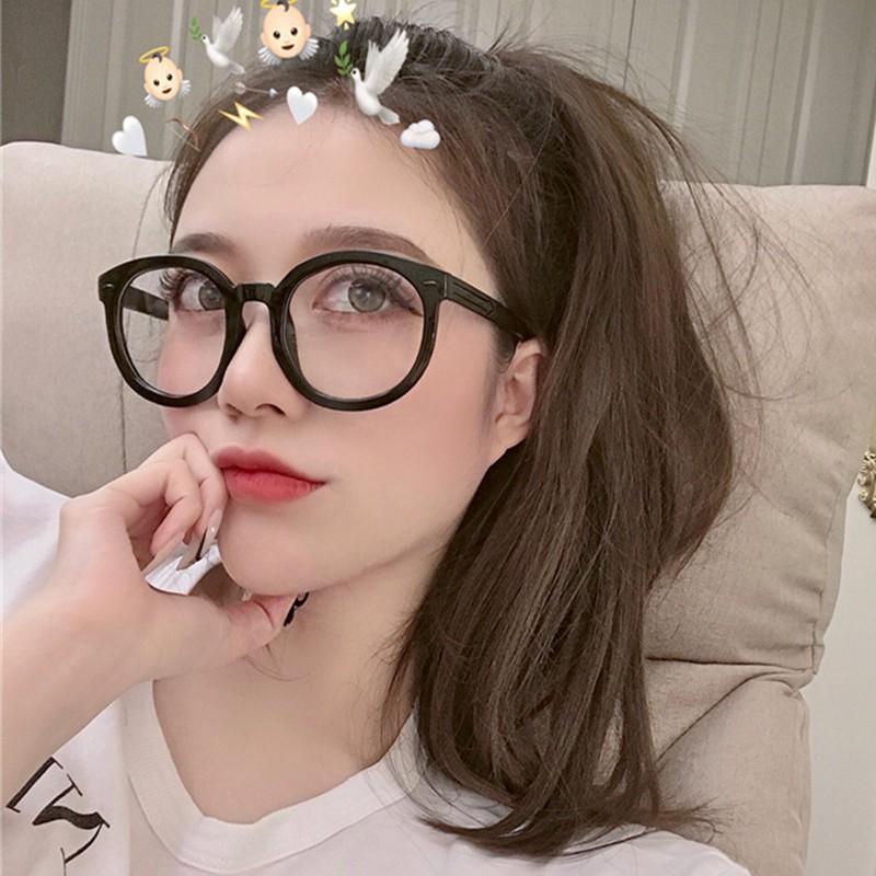 Gọng kính tròn phong cách thời trang cổ điển cho phái nữ