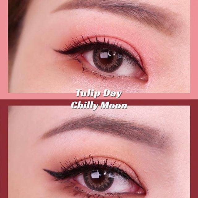 Kết quả hình ảnh cho Bảng mắt Etude House Play Color Eyes Tulip Day Limited