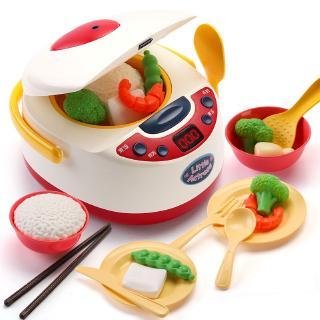 Bộ đồ chơi bếp nồi cơm điện