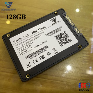 Ổ Cứng SSD 128GB SATA III Vaseky V800 thumbnail