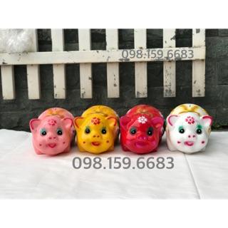 Lợn đất tiết kiệm – lợn nằm size to nhất