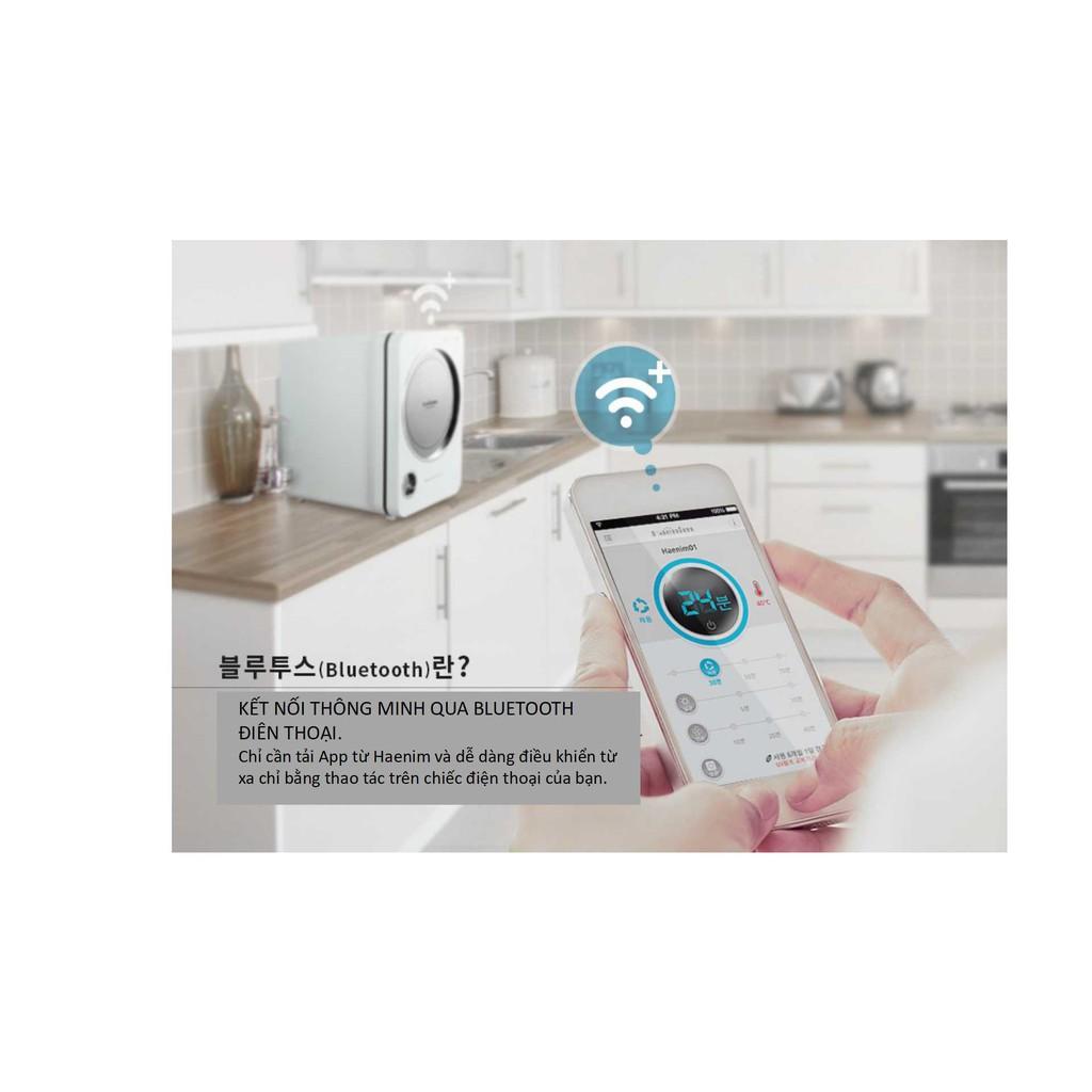 Máy tiệt trùng đa năng Haenim thế hệ thứ 3 - Có Bluetooth