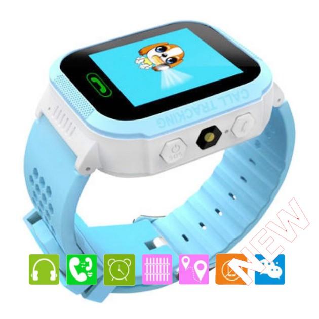Đồng hồ thông minh trẻ em Y21 định vị trẻ em nghe gọi điện thoại bảo vệ an toàn cho bé