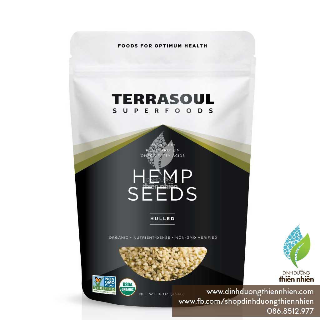 [Gói Nguyên] Hạt Gai Dầu Hữu Cơ Terrasoul Organic Hemp Seeds - 2527896 , 662591747 , 322_662591747 , 190000 , Goi-Nguyen-Hat-Gai-Dau-Huu-Co-Terrasoul-Organic-Hemp-Seeds-322_662591747 , shopee.vn , [Gói Nguyên] Hạt Gai Dầu Hữu Cơ Terrasoul Organic Hemp Seeds