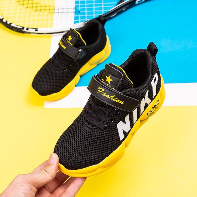 giày thể thao thoáng khí cho bé trai