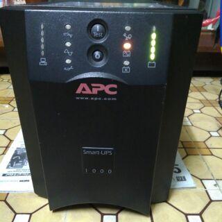 Bộ lưu điện Smart UPS APC online 1000