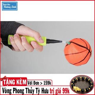 Set bóng rổ treo tường