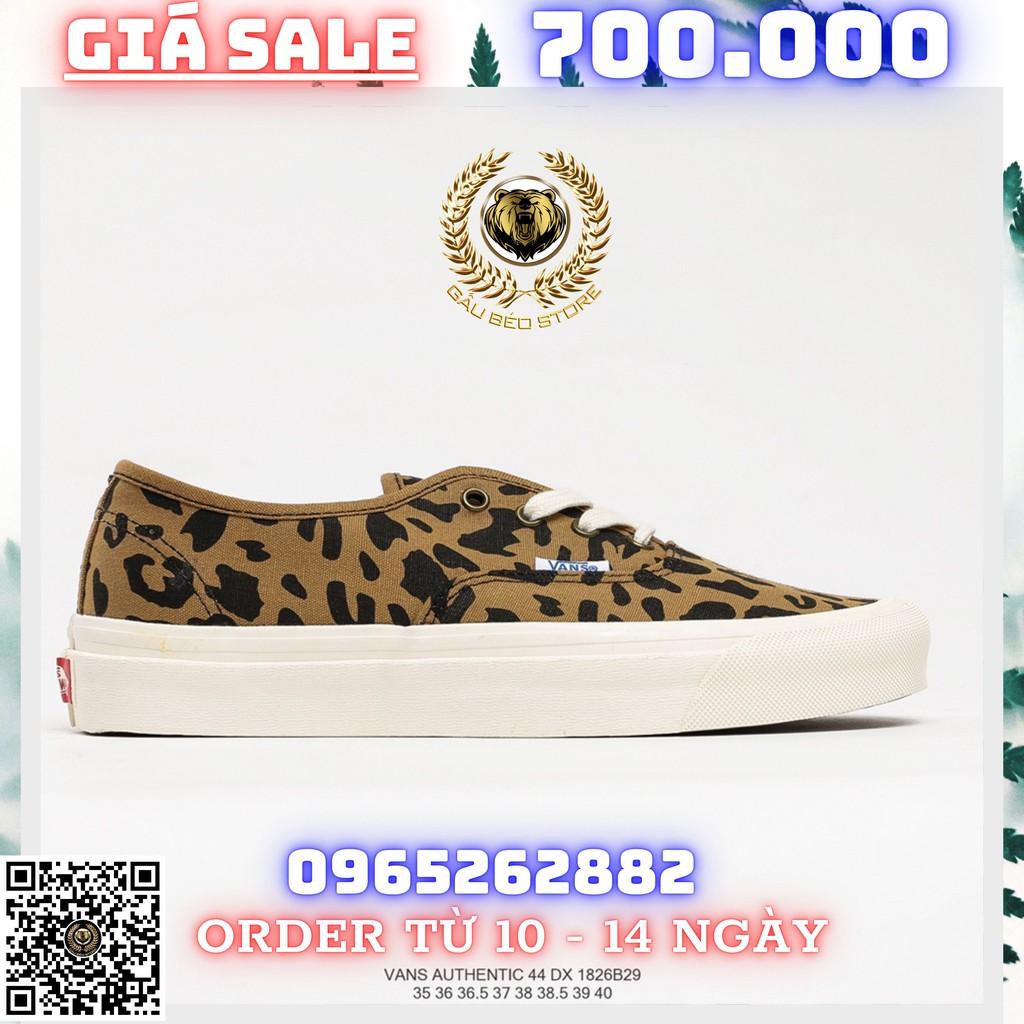 ORDER + FREESHIP Giày Outlet Sneaker _Vans Authentic 44 Dx MSP:   ➡️ gaubeostore.shop
