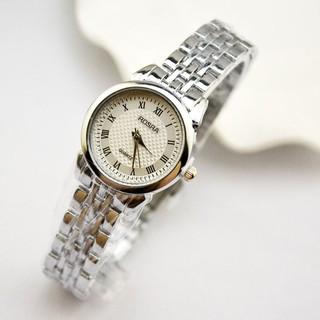 [DH04] Đồng hồ nam nữ dây thép cao cấp sang trọng Winner chĩnh hãng