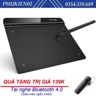 (Quà tặng 139k) Bảng vẽ điện tử XP-Pen star G640 siêu mỏng bút không pin lực nhấn 8192 kèm 20 ngòi dự phòng - hàng chính thumbnail