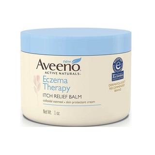 [ DATE 2021 ] Kem dưỡng ngừa chàm lác Aveeno Eczema Therapy Itch Relief Balm 28g thumbnail