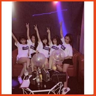[Siêu Yêu] áo nhóm năm sinh cực hót