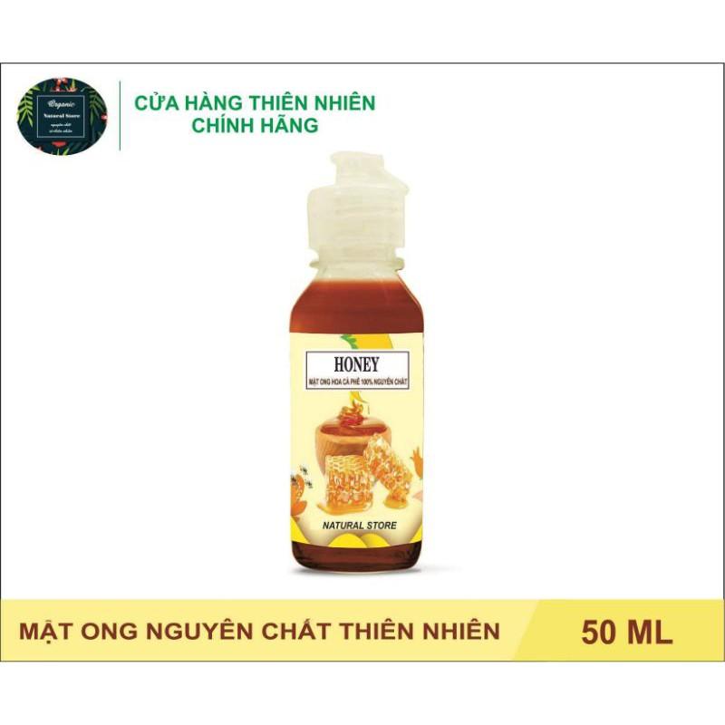 50ML Mật ong nguyên chất Hoa cà phê 100% Or
