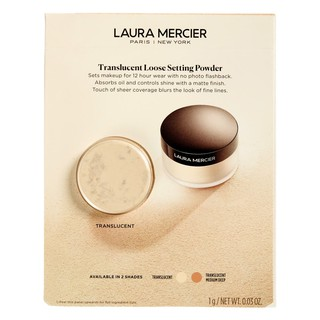 (Sẵn) Sample Phấn Phủ Laura Mercier Translucent Loose Setting Powder thumbnail