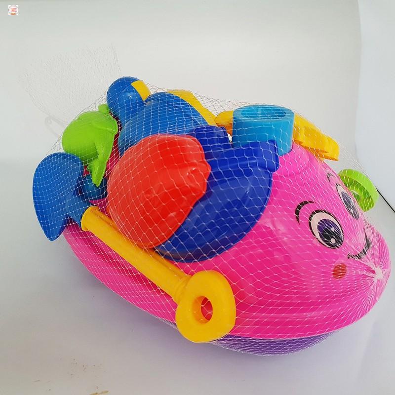 Bộ đồ chơi xúc cát có guồng quay MUA CÀNG NHIỀU CÀNG RẺ