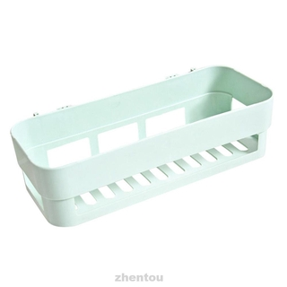 Bathroom Corner Storage Shower Rack Shelf Organiser Basket Cup Tidy Suction